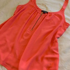 Express sleeveless top. Size large.